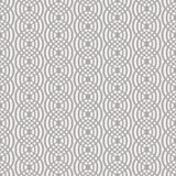 Geometric pattern. Seamless vector backround. Stock Photo