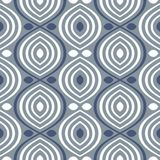 Geometric pattern. Seamless vector backround. Royalty Free Stock Photos