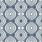 Geometric pattern. Seamless vector backround. Royalty Free Stock Photos