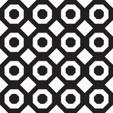 Geometric pattern seamless. Vector illustration Royalty Free Stock Images