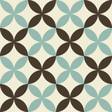 Geometric pattern seamless. Vector illustration Royalty Free Stock Photography
