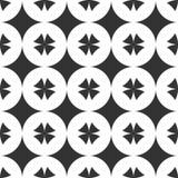 Geometric pattern seamless. Vector illustration Stock Photos