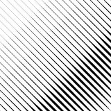 Geometric pattern: Slanted lines in clipping mask Royalty Free Stock Images