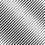 Geometric pattern: Slanted lines in clipping mask Stock Photo