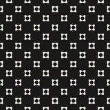 Geometric pattern with small concave perforated squares Royalty Free Stock Images