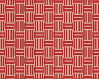 Geometric pattern with small red lines tribal pattern abstract vector geometric pattern royalty free illustration
