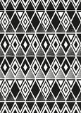 Geometric pattern that tiles seamlessly Stock Photography