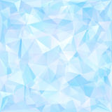 Geometric pattern, triangles background. Stock Image