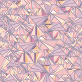 Geometric pattern with triangles. Royalty Free Stock Photography