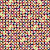 Geometric pattern. Vector Illustration of Geometric pattern Royalty Free Stock Photography