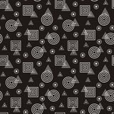 Geometric pattern Royalty Free Stock Images