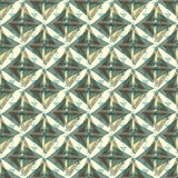 Geometric pattern wallpaper Royalty Free Stock Photos