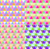 Geometric patterns Royalty Free Stock Photo