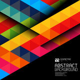 Geometric Patterns Vector Background Stock Photos