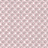 Geometric pink seamless background Stock Photo