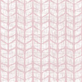 Geometric pink seamless background Stock Images