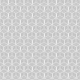 Geometric polygon seamless pattern.Fashion graphic design.Vector illustration. Background design.Optical illusion 3D. Modern styli. Sh abstract texture. Template Royalty Free Stock Image