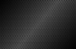 Geometric polygons background, abstract black metallic wallpaper stock illustration