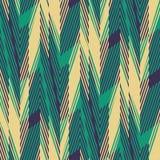 Geometric print Stock Image
