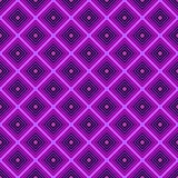 Geometric purple seamless pattern Stock Photos