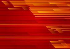 Geometric red color abstract background vector illustration EPS 10.  royalty free illustration