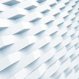 Geometric relief pattern. Blue 3d render. Abstract digital background, geometric relief pattern. Blue toned 3d render illustration Royalty Free Stock Image