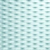 Geometric relief pattern over wall, 3d. Square abstract digital background, geometric relief pattern over wall. Blue toned 3d render illustration Stock Photos