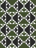 The geometric repeating patterns Royalty Free Stock Photos