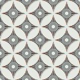 Geometric retro style pattern Stock Photo