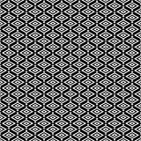 Geometric rhonbus seamless pattern.Fashion graphic design.Vector illustration. Background design.Optical illusion 3D. Modern styli Royalty Free Stock Images
