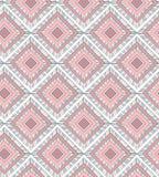 Geometric romb background pattern Stock Images