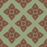 Geometric seamless abstract  patten vector Royalty Free Stock Images