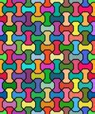 Geometric Seamless  Abstract Pattern Royalty Free Stock Photo
