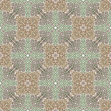 Geometric seamless abstract pattern Royalty Free Stock Images