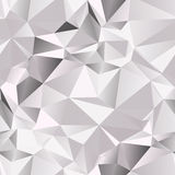 Geometric seamless background. Stock Photos