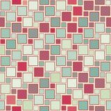 Geometric seamless background Stock Image