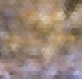Geometric seamless background 2 Royalty Free Stock Image