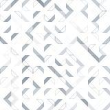 Geometric seamless geometric pattern. Vector royalty free illustration