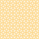 Geometric seamless ornament pattern. Vector background. Orange geometric seamless ornament pattern. Vector background Stock Photography
