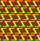 Geometric seamless pattern. (can be repeated and scaled in any size Royalty Free Stock Images