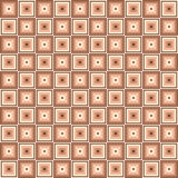 Geometric seamless pattern, abstract background. Checkered design, squares, optical illusion. For the  of wallpaper Royalty Free Stock Image