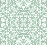 Geometric Seamless Pattern. Abstract Background. Geometric pattern with oriental elements. Seamless vector background. Abstract texture royalty free illustration