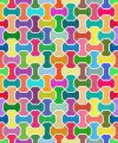 Geometric Seamless Pattern. Abstract Background Royalty Free Stock Photography