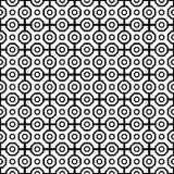 Geometric Seamless Pattern. Abstract Background Stock Image
