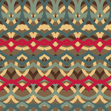 Geometric seamless pattern, abstract background Royalty Free Stock Photo