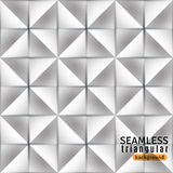 Geometric seamless pattern. Abstract 3d geometric seamless pattern. Geometric seamless pattern. Vector illustration stock illustration