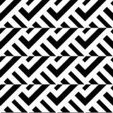 Geometric seamless pattern Royalty Free Stock Image