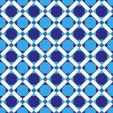 Geometric seamless pattern. Geometric abstract seamless pattern on white background Stock Photo