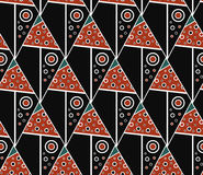 Geometric seamless pattern background. Abstract background. Vector seamless pattern illustration vector illustration