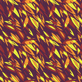 Geometric seamless pattern background. Geometric abstract shapes floral motif background stock illustration